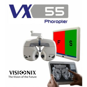 Visionix VX55 Phoropter Digital Refraction System