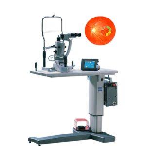 Carl Zeiss Visulas 532s Green Laser system
